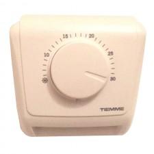 Vesipõrandkütte termostaat Tiemme, 230V