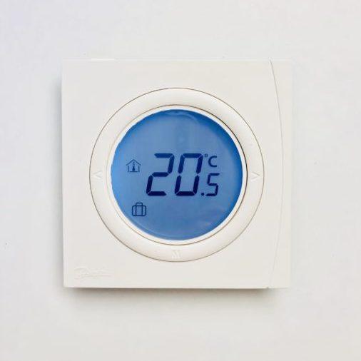 Vesipõrandkütte termostaat Danfoss BasicPlus2 WT-D, 230V